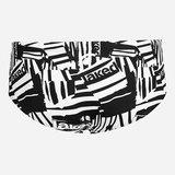 Zebra Trunk Zwart/Wit