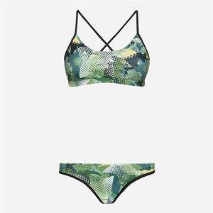 Tecknocamou bikini